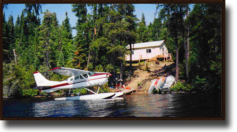 Fly-in Fishing Outpost Camps Canada