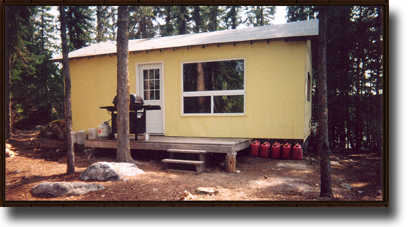 Nakina Walleye Fishing Cabins